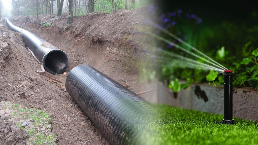 Drainage Systems & Sprinkler Services-Lewisville TX Professional Landscapers & Outdoor Living Designs-We offer Landscape Design, Outdoor Patios & Pergolas, Outdoor Living Spaces, Stonescapes, Residential & Commercial Landscaping, Irrigation Installation & Repairs, Drainage Systems, Landscape Lighting, Outdoor Living Spaces, Tree Service, Lawn Service, and more.