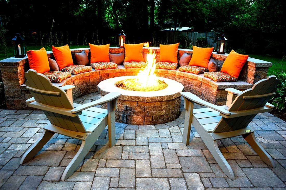 Outdoor Fire Pits-Lewisville TX Professional Landscapers & Outdoor Living Designs-We offer Landscape Design, Outdoor Patios & Pergolas, Outdoor Living Spaces, Stonescapes, Residential & Commercial Landscaping, Irrigation Installation & Repairs, Drainage Systems, Landscape Lighting, Outdoor Living Spaces, Tree Service, Lawn Service, and more.