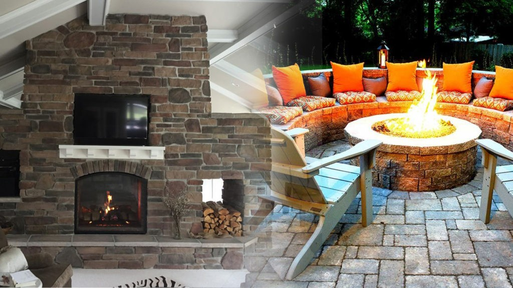 Outdoor Fireplaces & Fire Pits-Lewisville TX Professional Landscapers & Outdoor Living Designs-We offer Landscape Design, Outdoor Patios & Pergolas, Outdoor Living Spaces, Stonescapes, Residential & Commercial Landscaping, Irrigation Installation & Repairs, Drainage Systems, Landscape Lighting, Outdoor Living Spaces, Tree Service, Lawn Service, and more.